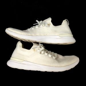 APL Shoes - APL Womans White Athletic Sneakers